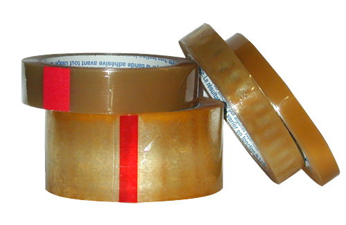 Clear ESD Tapes